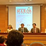 """Comienza el Congreso """"Marca tu futuro"""", preparados ya los primeros ponentes @RocioUjaen y @magicylogic https://t.co/yRhsu48xV9"""
