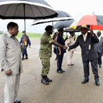 Pres #Museveni leaves for #Kenya to attend #GiantsClub Summit dedicated to protection of Africa #elephants &habitat https://t.co/gik6IiBdzw