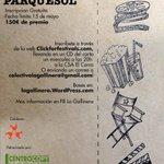 1er Festival de #Cortometraje Joven #Parquesol https://t.co/5qBU1BmzXq @Colect_laGalli https://t.co/f4gs56Us5p