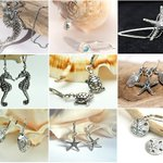"""#Jewelry """"By the Sea collection"""" #Popular #Beach Jewelry by LeFrenchGem https://t.co/JTcuIOp9zE #pottiteam #handmade https://t.co/0Gsi3Lk6ER"""