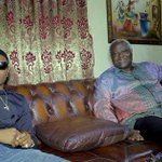 """Biggest Boy! Star Boy Wizkid Was hosted by the president of Sierra Leone *See* https://t.co/IhrYhncEdH https://t.co/eRNrGKbsmc"""""""