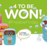 RT & follow for a chance to #win a George Home Bubble Machine! https://t.co/v3EvWb5eX3 Ends 29/4 #FreebieFriday https://t.co/s4eAokyRQo
