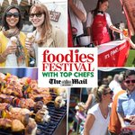 The fabulous Foodies Festival takes over Hove Lawns this w/e - https://t.co/E95rvTLfsk https://t.co/CKn0tIRKdH