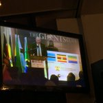Now Richard Leakey delivers his keynote address at the #GiantsClub summit @ntvkenya @Environment_Ke @Min_TourismKE https://t.co/Xck4jVajBB