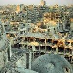 لأول مرة منذ أن دخلها الإسلام ايقاف صلاة الجمعة في #حلب #حلب_تحترق https://t.co/SyiskCVDnZ