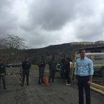 Estamos en la primera alcabala de Ramo Verde y La GNB no nos deja pasar a felicitar a Leopoldo Lopez https://t.co/RQiKKQOeOt