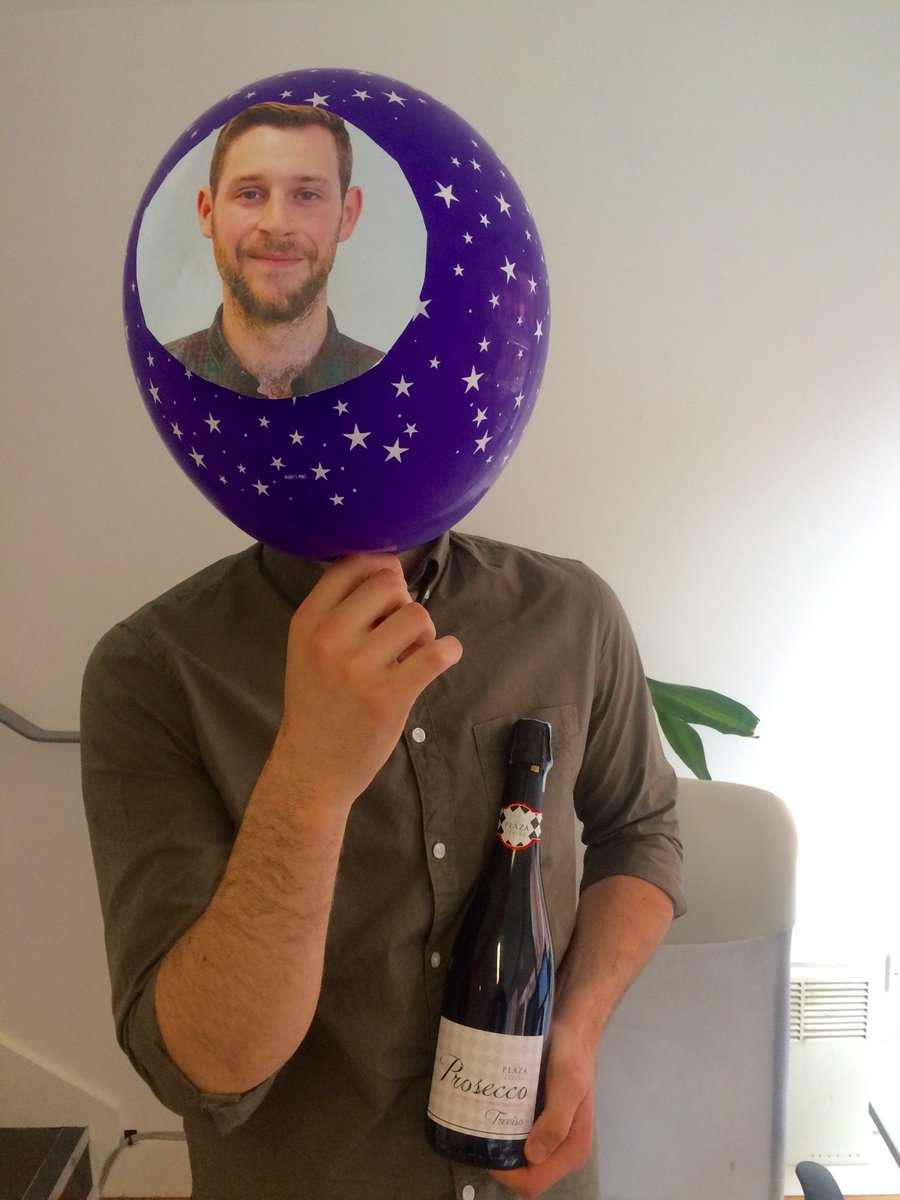 """Our copywriter Andrew is the myclever Champion of the month. Sterling work Andrew! <a href=""""http://www.twitter.com/JournoHudson"""" target=""""_blank"""" rel=""""nofollow"""">@JournoHudson</a>"""