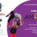 """Te invitamos al Circo Teatro """"Amore"""" Encuentro de dos payasos.Hoy 30 de Abril en el MuCiC. ¡No faltes! https://t.co/wqg8cPP5M2"""