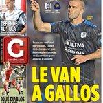 FOTO: En portada de @CANCHAELNORTE, las aspiraciones de @TigresOficial rumbo a la Liguilla. https://t.co/FWHeEpC65U