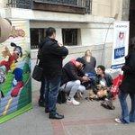 Pasá x la puerta de @LosAndesDiario y adoptá un perrito #DiaDelAnimal #LaAmistadNoSeCompra https://t.co/haegqTCucS