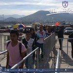 La afición comienza a ingresar al Estadio Hudalgo para el entrenamiento abierto. #ElÚnicoEnMi???? https://t.co/4mtNRFt2o3