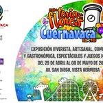 Asiste con tu familia a la Expo Feria de las Flores. #Cuernavaca https://t.co/JKOsZ4d0iW