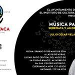 """Te invitamos a la presentación del concierto """"Música para Mamá"""", serenata y amor a las madres. https://t.co/Nuf6AWX1qn"""