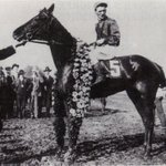 #FBF to Exterminator, winning the @KentuckyDerby on 5/11, 1918. Derby fun kicks off a week from today! #GetOnboard https://t.co/axyAWAsokh