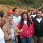 .@hramosallup en la entrada de Ramo Verde para visitar a @leopoldolopez https://t.co/JAI4zWmara