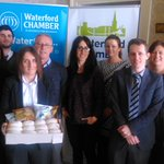 Thanks @wlrfm our Blass just arrived #HappyFriday #waterford https://t.co/1aml2wZge2