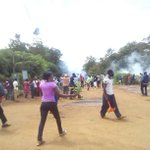 Police teargas Siaya Governor, MCA in anti-IEBC protest https://t.co/QuI2bNvLxB https://t.co/L4h7BDvtmm