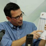 .@hcapriles 1 millón 102 mil 236 firmas recogió la Unidad para iniciar revocatorio contra Maduro. https://t.co/5o7oQfg3Vv