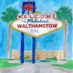 Pictures from my #Walthamstow calendars on show @StowBrothers til mid May. Framed prints £55 https://t.co/Ygdbg8TF3Y https://t.co/NdEXiaigbP