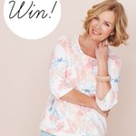 To be in with a chance of #winning this gorgeous pastel top simply follow and RT! UK entrants only, closes on 06/05. https://t.co/LeRv9i2NfW