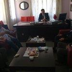 Faydalı insan federasyonu başkanı sn. Mehmet akman ve yönetimini ziyaret ettik. https://t.co/IGrRmzEc1Q