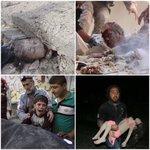 #سوريا صور موجعة لاهلنا واخواننا في الاسلام في حلب اثناء القصف الوحشي لنظام بشار. حسبى الله ونعم الوكيل #حلب_تحترق https://t.co/Yl4WWRP9De