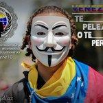 TE PELEAMOS O TE PERDEMOS.. Sin Miedo Porque Los Únicos Cobardes Están Refugiados En Miraflores [Foto] @maholydiaz https://t.co/xU9BQPoDkp