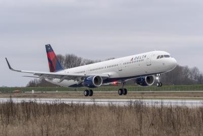 .@Delta orders 37 additional @Airbus A321 jets