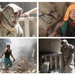 اللهم عليك ببشار وأعوانه فأنهم لا يعجزونك، اللهم أرنا فيهم عجائب قدرتك. • #حلب_تحترق #حلب_تباد ونسخة لحقوق الإنسان! https://t.co/Mxx9yOHoge