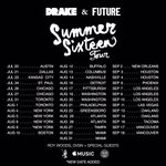 New date added to Summer Sixteen Tour. Tickets on sale today at 10am local time. https://t.co/Hyf6pmXhyJ