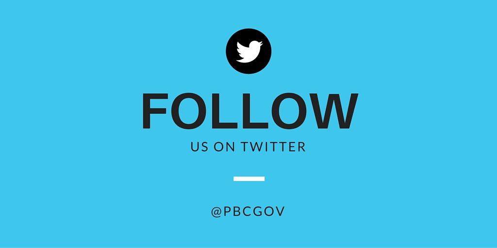 It's #FollowFriday, Palm Beach County residents! RETWEET and LIKE this post and we'll follow in return. https://t.co/ZNIOFTWFNX
