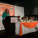 @nholland13wham leads todays Stand Against Racism panel, presented by @YWCA_Rochester & sponsored by @13WHAM ABC. https://t.co/5CrXsu5UTr