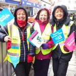 Three happy tourmakers in Beverley @letouryorkshire https://t.co/VFZCK3QTW9