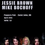 #SaintJohn #NB, tonight you should be at @pepperspub_sj for @likeamotorcycle @jessiebrown_ & @mikebochoffband https://t.co/gn1tXyQRL2