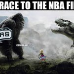 This years playoffs in a nutshell. Credit: Ognjen Lucille https://t.co/Plq4Orhj29