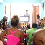 #StgodCuba: #UNPACU aportando a la erradicación del Analfabetismo q hay en el país, acerca Internet. @jdanielferrer https://t.co/88YON5llIs