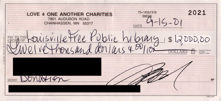 Learn about the time Prince donated $12k to keep a library open on The Librarian Is In: https://t.co/vT6ylMKnDd https://t.co/YD8T5ECBMl