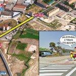 El @zaragoza_es ha llegado a un acuerdo para mejorar un tramo de la @AvenidaCataluna 🎈😃🎉 https://t.co/7gP6MWX2Bv https://t.co/WKTfKMcbkj