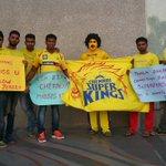 Its #Whistlepodu time folks. Let the #Superkings Win #RPSvGL #CSKDerby. #GameMaariChhe #DumKaNayaRang https://t.co/F04knOQnKY