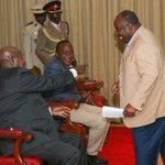 President @UKenyatta says at Inaugural Giant Club Summit, Nanyuki #Kenya has declared total war against poaching. https://t.co/Fn9n2pvfuD