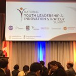 Youth are the future of our province and our country. @BrianGallantNB #NYLIS https://t.co/umLX13cQG4