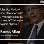 La Frase del Día│@hramosallup, presidente de la Asamblea Nacional, este miércoles en su cuenta en Twitter. https://t.co/KckshSlzYh