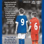 Here is the cover of tomorrows matchday programme. #JFT96 #EFCvBOU https://t.co/7bjNlx1ObT