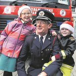 Thank you Eddie Buckley for your 42 years of service. A real ambassador for @CorkCityFire who retires today #Cork https://t.co/BmnzRt9Bq3
