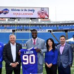 Welcome to the Bills, to Buffalo, to the family. #BillsRunDeep https://t.co/SfJbq3VEBf