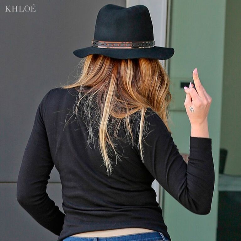 Haters stand back when Khlo$ claps back, LOL!!! Learn how it's done on my app ????  https://t.co/FmNdevWPmd https://t.co/b1k5eH11Gt