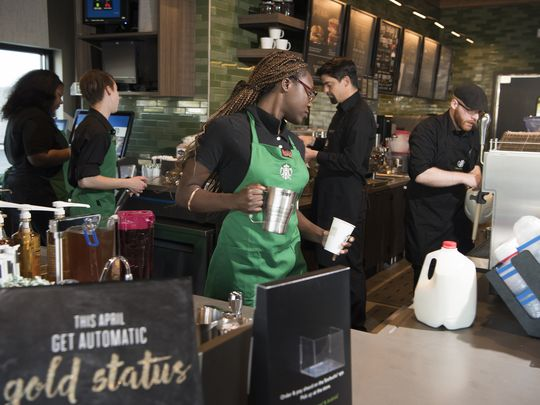 Why @Starbucks just opened in Ferguson exclusive by @AamerISmad