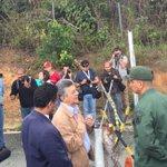 Allup solicita ingreso a cárcel de Ramo Verde. Le dicen que visita de diputados no ha sido aprobada por Min Defensa. https://t.co/GwkS9cy8gI