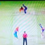 Remind you of someone! Wow #Kaushik ! Great to see the art of #Chinaman bowling alive #IPL2016 #RPSvGL https://t.co/6CCBLAvqeJ