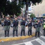 A esta hora #10:46 am la GNB nos saco d las adyacencias d corpoelec donde los medios esperábamos la marcha opositora https://t.co/5LrQdMu1L2